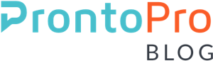ProntoPro Blog Logo